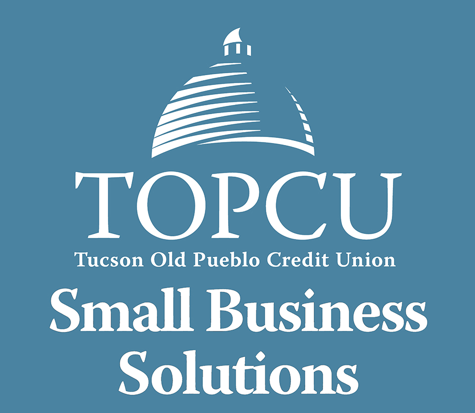 TOPCU Small Business Solutions logo