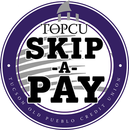 Skip-A-Pay Icon and Link for loan page