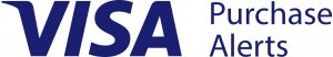 VISA Purchase Alerts logo